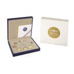 Coffret BE France 2012
