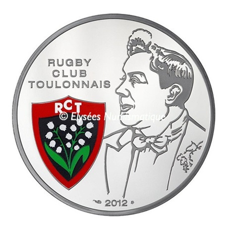 (EUR07.ComBU&BE.2012.1000.BE.10041275520000) 10 euro France 2012 argent BE - RCT Avers