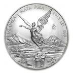 Médaille argent BU 0,5 once - Liberté 2013 Hybride Revers