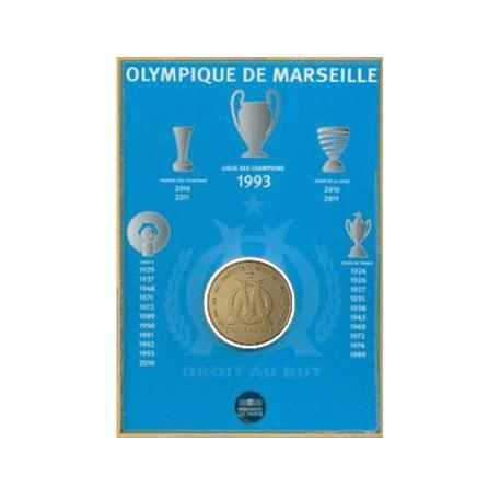 Packaging 1,5 euro France 2011 BU - Olympique de Marseille