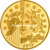 200 euro France 2013 or BE - Europa Avers