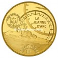 50 euro France 2012 or BE - La Jeanne d'Arc Avers