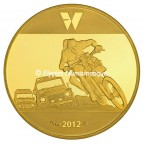 50 euro France 2012 or BE - Largo Winch Avers