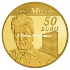 50 euro France 2012 or BE - Largo Winch Revers