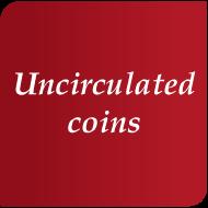 Monnaies neuves