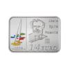 0,25 euro France 2008 argent BU - Edouard Manet Revers