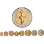 1 cent à 2 euro Chypre 2012