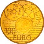 100 euro France 2014 or BE - Semeuse Revers