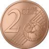 2 cent Lettonie 2014 Revers