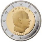 2 euro Monaco 2011
