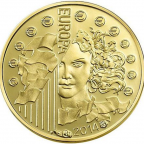 200 euro France 2014 or BE - Europa Obverse