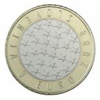 3 euro Slovénie 2008 - Présidence de l'Union européenne Avers