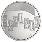 5 euro France 2013 argent - Egalité Avers