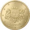 50 cent Lettonie 2014 Avers