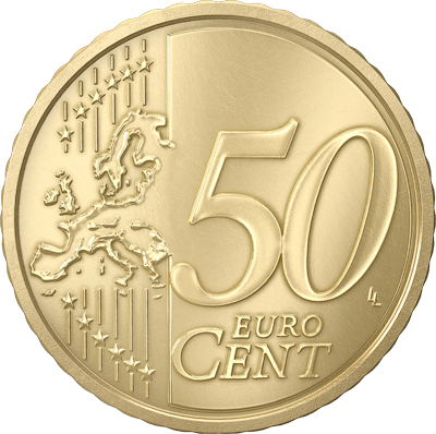 50 cent Lettonie 2014 Revers