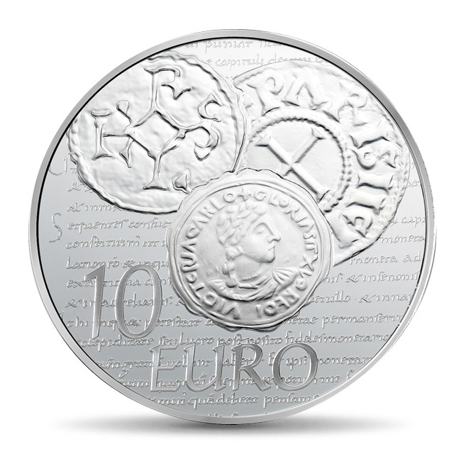 (EUR07.ComBU&BE.2014.1000.BE.10041286370000) 10 euro France 2014 Proof silver - Sower Reverse (zoom)