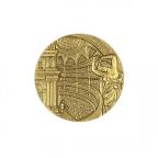 Médaille bronze - Opéra comique Revers
