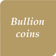 Bullion coins