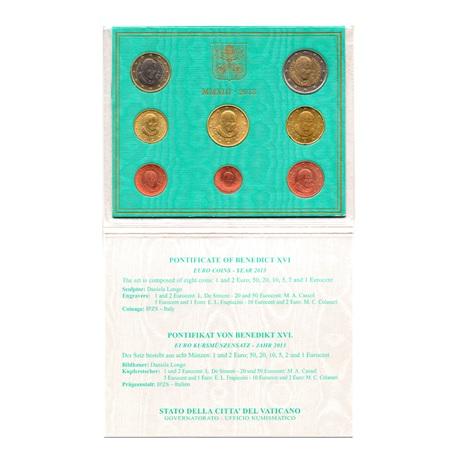 (EUR19.CofBU&FDC.2013.Cof-BU.000000003) Coffret BU Vatican 2013 (intérieur)