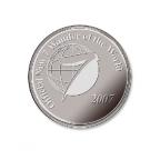 Médaille argent 2007 - Le Taj Mahal Revers