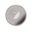 Médaille argent 2007 - Statue du Christ Rédempteur Revers