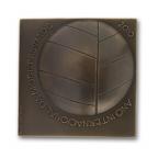 Médaille bronze 2010 - Année internationale de la biodiversité Avers
