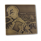 Médaille bronze - Amato Lusitano Avers