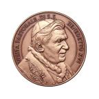 Médaille bronze - Visite pastorale Avers