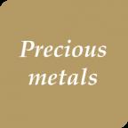 Métaux précieux