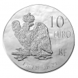10 euro France 2014 argent BE - Napoléon III Revers