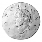 10 euro France 2014 argent BE - Napoléon Ier Avers
