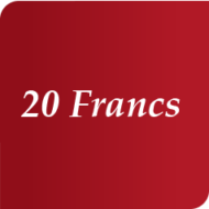 20 Francs