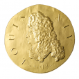200 euro France 2014 or BE - Louis XIV Avers