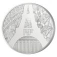 50 euro France 2014 argent BE - Tour Eiffel Avers