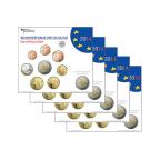 Coffrets BU Allemagne 2014 (les 5 ateliers A, D, F, G et J)