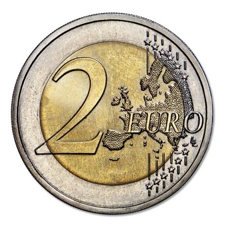 (EUR15.200.2014.12500323) 2 euro commémorative Portugal 2014 - Révolution des Oeillets Revers
