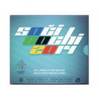 Coffret BU Slovaquie 2014 - Jeux olympiques d'hiver Recto