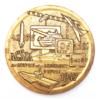 (FMED.Méd.MdP.CuZn-2.000000001) Médaille presse-papiers bronze florentin - Armement, Mauv. A