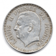 (W150.500.1945.1.1.000000002) 5 Francs Louis II 1945 Avers