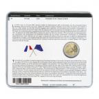 2 euro commémorative France 2014 BU - Débarquement allié en Normandie Verso