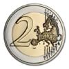 2 euro commémorative Portugal 2014 BU - Révolution des Oeillets Revers