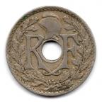 (FMO.025.1928.15.12.000000001) 25 centimes Lindauer 1928 Avers