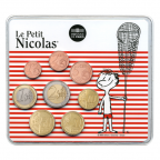 Mini-set BU France 2014 - Le Petit Nicolas Recto
