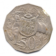 (W017.050.1978.1.1.000000001) 50 cents Emeu et kangourou 1978 Revers