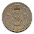 (W023.005.1962.1.-26.000000001) 5 Francs Cérès 1962 Revers