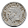 (W150.100.1943.1.1.000000003) 1 Franc Louis II 1943 Avers