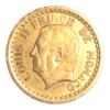 (W150.100.1945.1.2.000000001) 1 Franc Louis II 1945 Avers