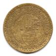 (W150.100.1924.1.-1.000000001) 1 Franc Crédit Foncier de Monaco 1924 Revers