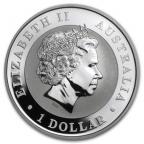 1 dollar Australie 2014 1 once argent BU - Koala Avers