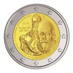 2 euro commémorative Grèce 2014 - Domenikos Theotokopoulos